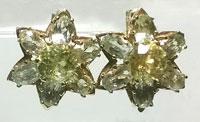 № 371, Гелиодор серьги
