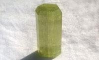 № 257, Кристалл гелиодора