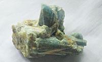 № 414 Сросток кристаллов