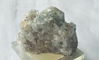 № 424 Сросток кристаллов