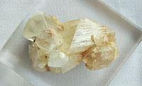 № 429 Сросток кристаллов