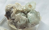 № 428 Сросток кристаллов