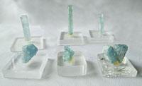 № 404, Кристаллы аквамарина