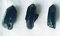 № 416, Кристаллы мориона