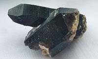 № 422, Сросток кристаллов