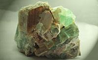 № 412, Сросток кристаллов
