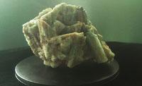 № 437, Сросток кристаллов