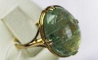 № 323, Берилл кольцо