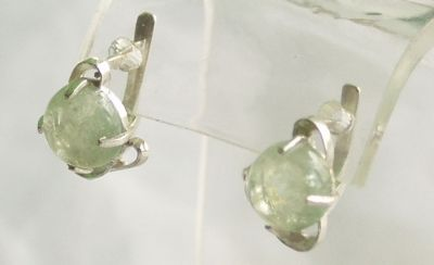 beryl earrings