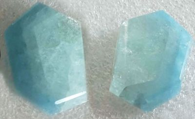 aquamarine crystals