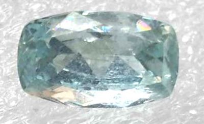 aquamarine antique-cut